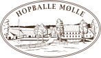 Smag livet på Hopballe Mølle. Køb kylling. Besøg restauranten eller vores gårdbutik